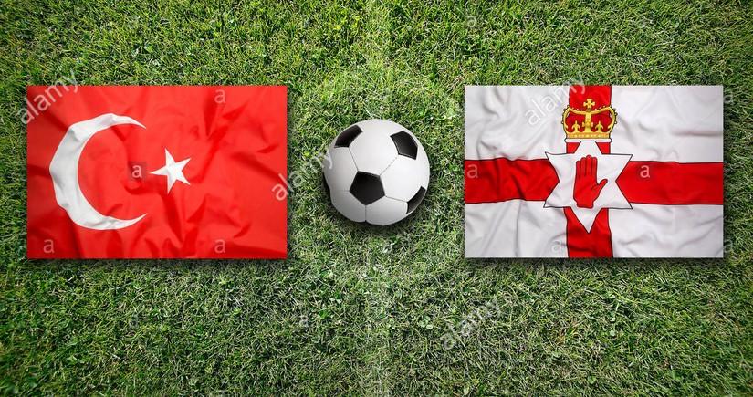 Türkiyə - Şimali İrlandiya oyunu ləğv olundu