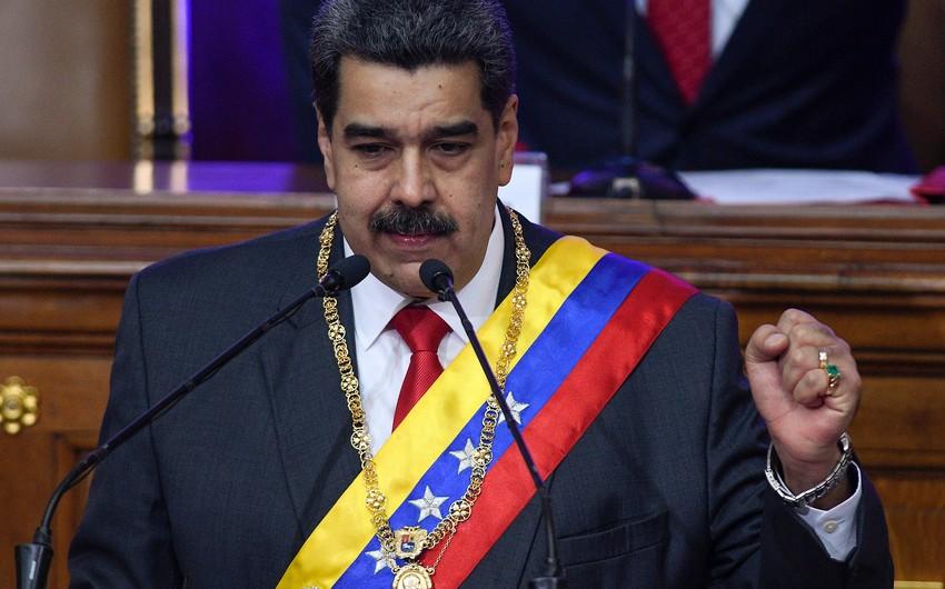 Соединенные Штаты ввели санкции против Мадуро