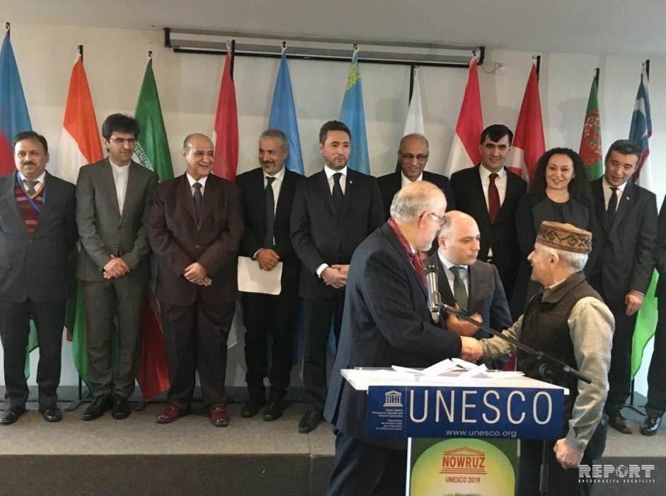 UNESCO-nun mənzil-qərargahında Novruz bayramı qeyd olunub