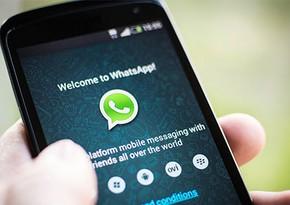 WhatsAppda daha bir dələduzluq ortaya çıxıb