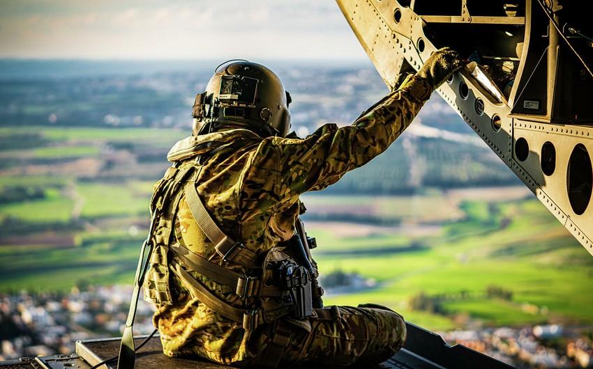 Suriyada ABŞ helikopteri qəzaya uğrayıb