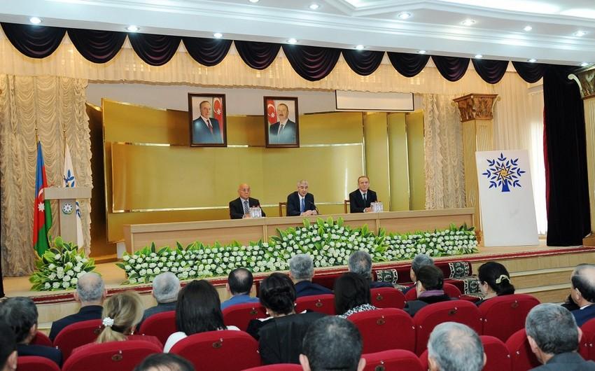 YAP-ın rayon və şəhər təşkilatları sədrlərinin ümumrespublika müşavirəsi keçirilib