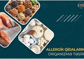 Allergik qidaların orqanizmə təsiri - MƏQALƏ