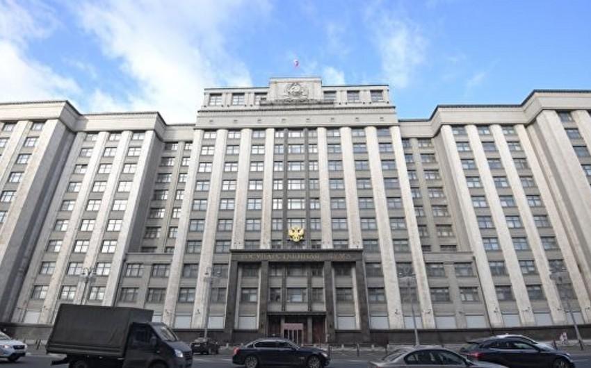 Rusiya Dövlət Duması seçkilərdə məsafədən səsvermənin tərəfdarıdır