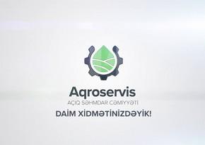 """""""Aqroservis""""in nizamnaməsinə dəyişiklik ediləcək"""