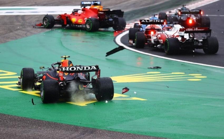 Формула-1: Массовая авария на Гран-при Венгрии