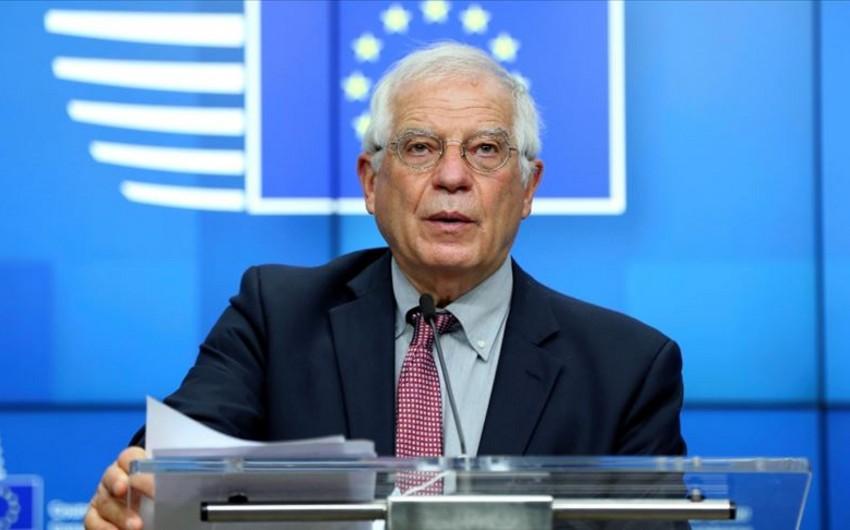 Borrel: Avropa İttifaqı Talibanla danışıqlara getməlidir