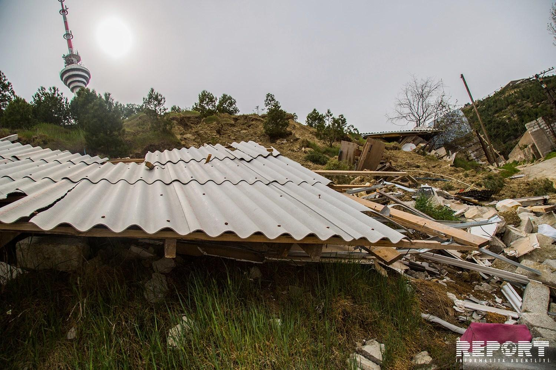 Глава Госкомитета назвал условие для переселения вынужденных переселенцев из оползневой зоны на Баилово