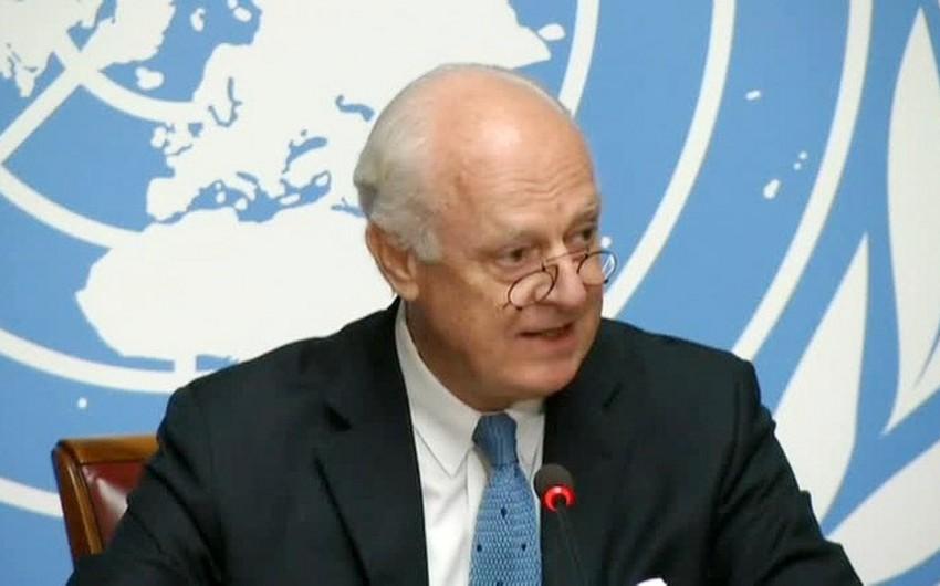 Новый спецпосланник генсека ООН по Сирии приступит к работе 7 января