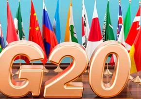 G20-lərin Əfqanıstan üzrə görüşünün vaxtı məlum olub