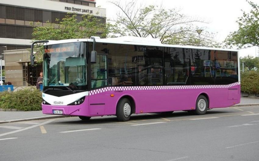 Из Баку в Сумгайыт и Хырдалан пустят больше автобусов