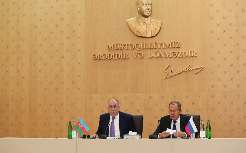 Mammadyarov: Relations between Baku and Moscow are successful example of strategic cooperation