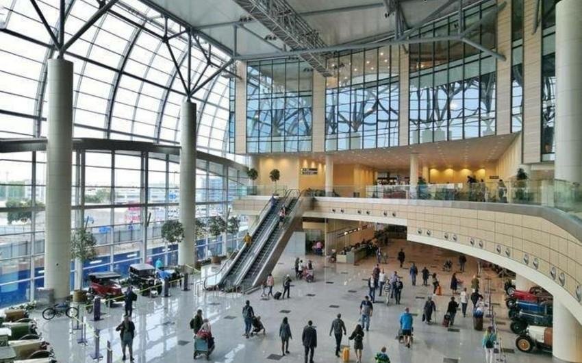 Moskva aeroportu qismən bağlanır