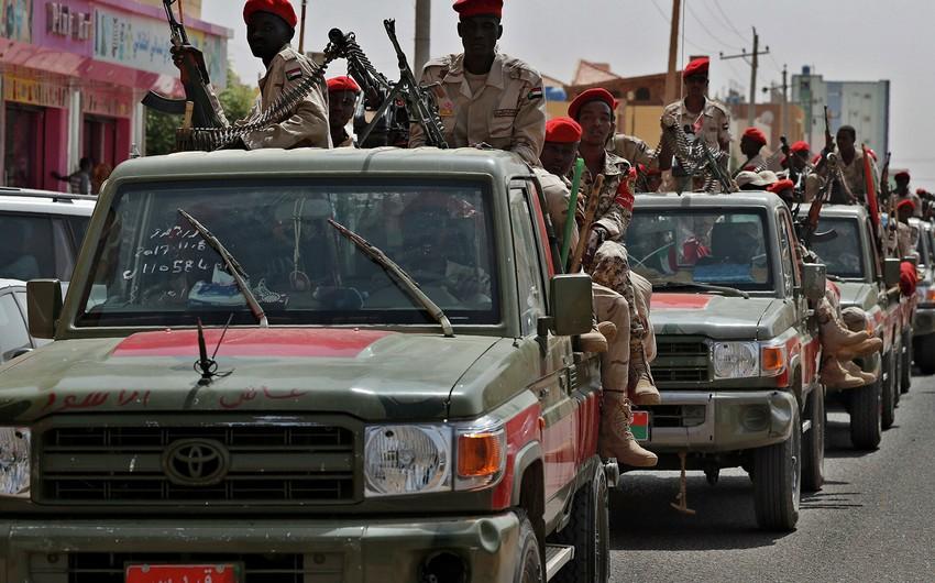 Sudanda silahlı toqquşmalar baş verib, xeyli sayda ölən var