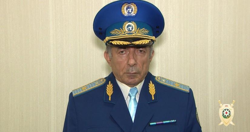 """Bakıda dələduzluqla məşğul olan """"general"""" azadlığa buraxıldı"""