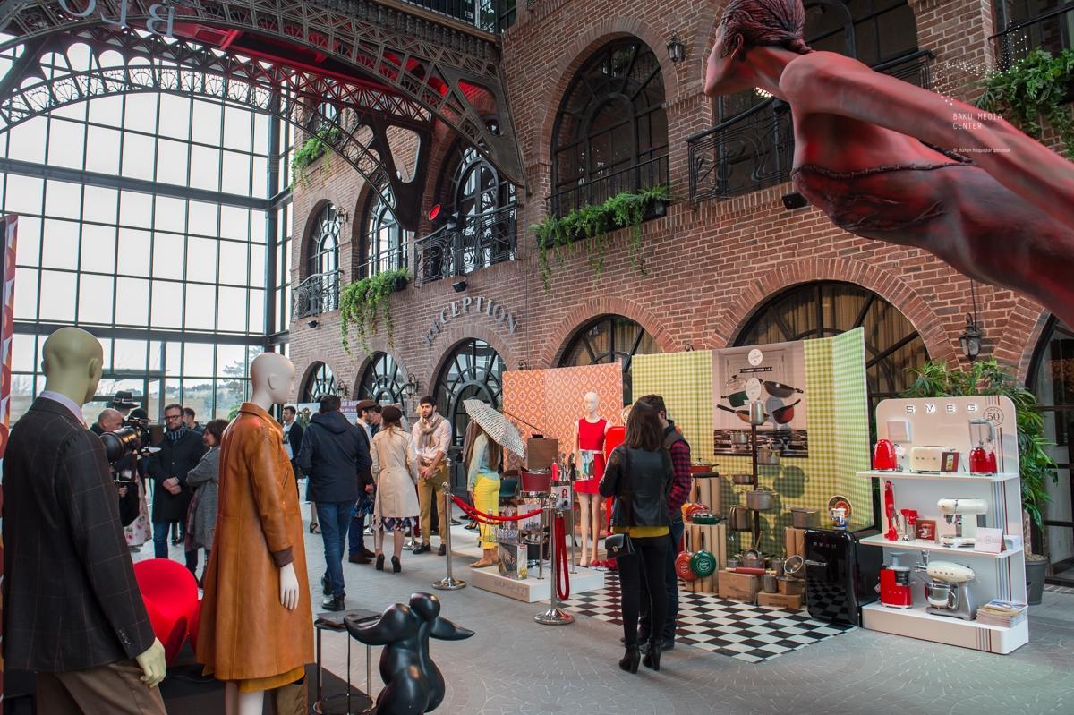 Italian Design Day kicks off in Baku