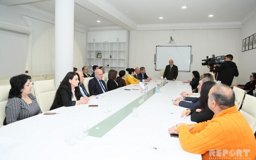 Azərbaycan dilinə hansı dillərin daha çox təsir göstərdiyi açıqlanıb