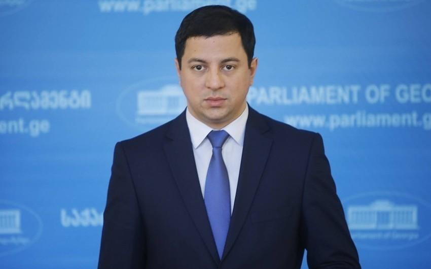 """Spiker: """"Gürcüstanda qeyri-sabitliyin yaradılmasına imkan verilməyəcək"""""""