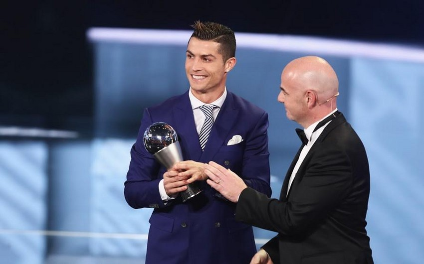 FİFA 2016-cı ilin ən yaxşılarını müəyyənləşdirib - FOTO