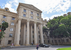 Azerbaijani MFA: We recommend Armenian political and military circles not to aggravate situation