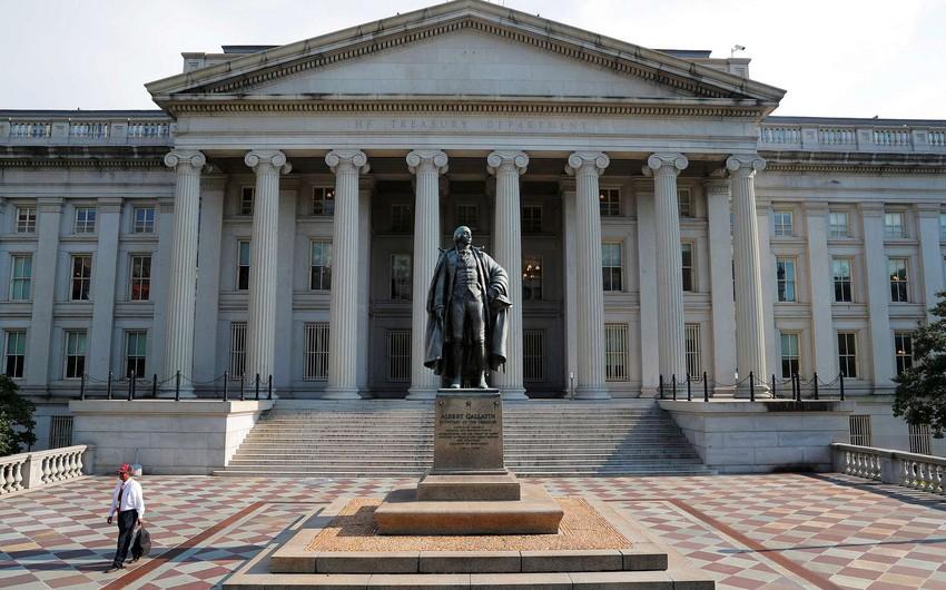 ABŞ-ın Maliyyə Nazirliyi Konqresdən dövlət borcunun yuxarı həddini artırmağı xahiş edib