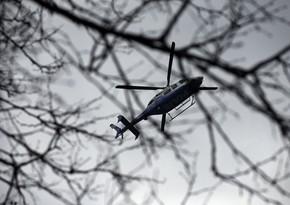 Крушение вертолета в Колумбии, есть погибшие