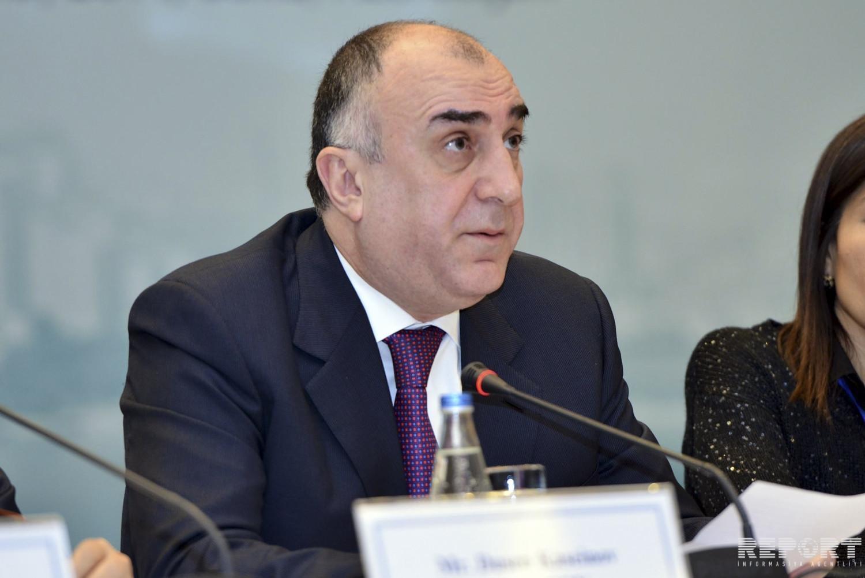 Elmar Məmmədyarov: Azərbaycan və Qətər arasında münasibətlər getdikcə inkişaf edir