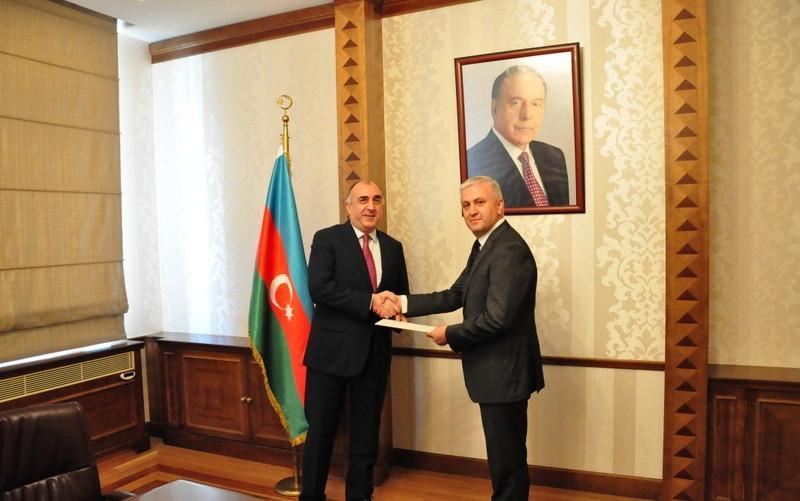 Azerbaijani Foreign Minister receives new Ambassador of Lithuania