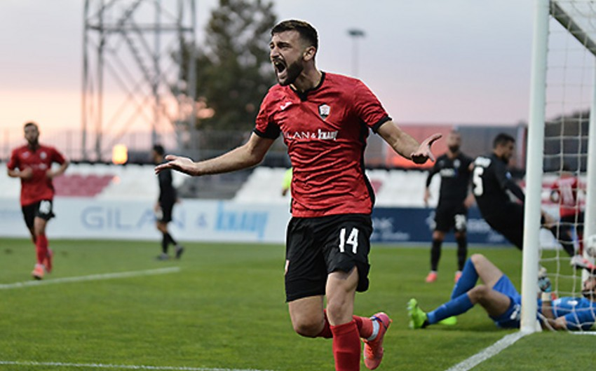 Премьер-лига Азербайджана: Габала разгромила Сабаил