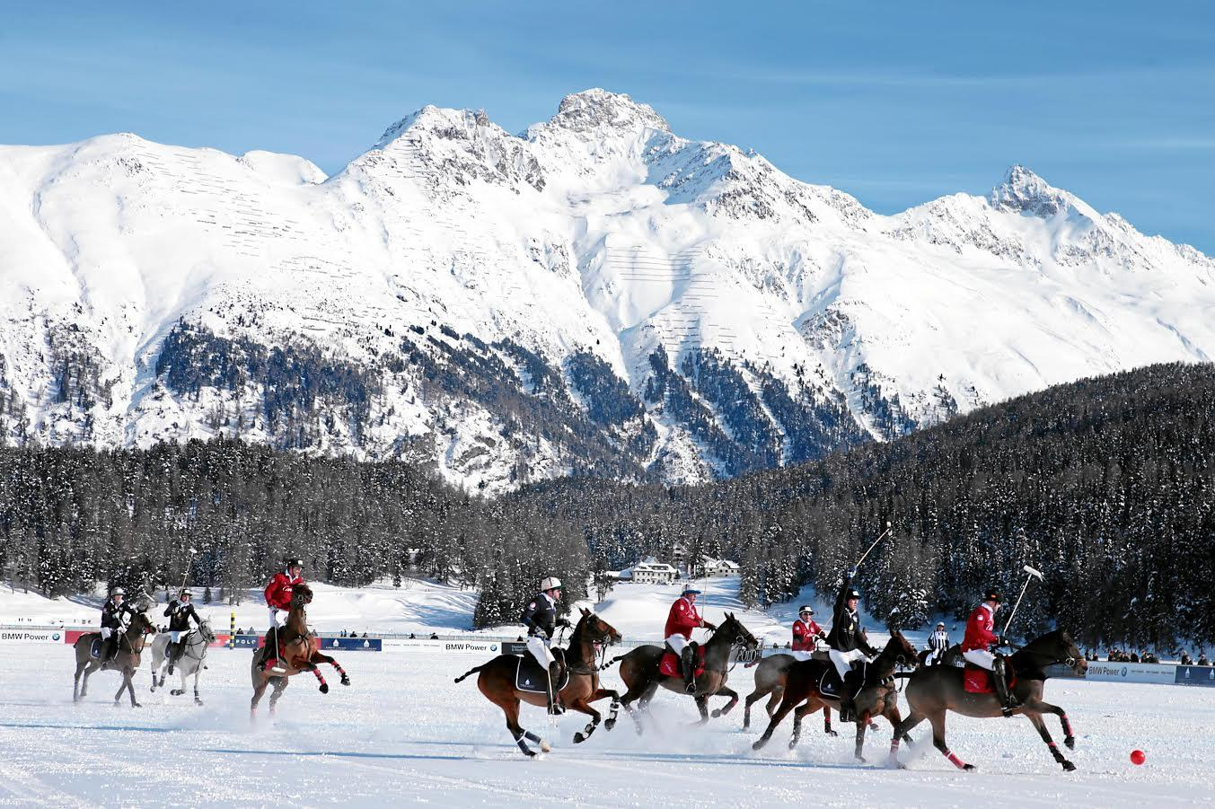 Azerbaijan became guest country of Snow Polo World Cup in St. Moritz, Switzerland