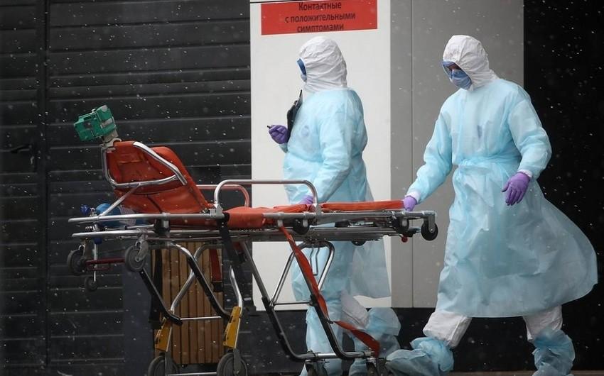 Moskvada koronavirusdan daha 73 nəfər ölüb