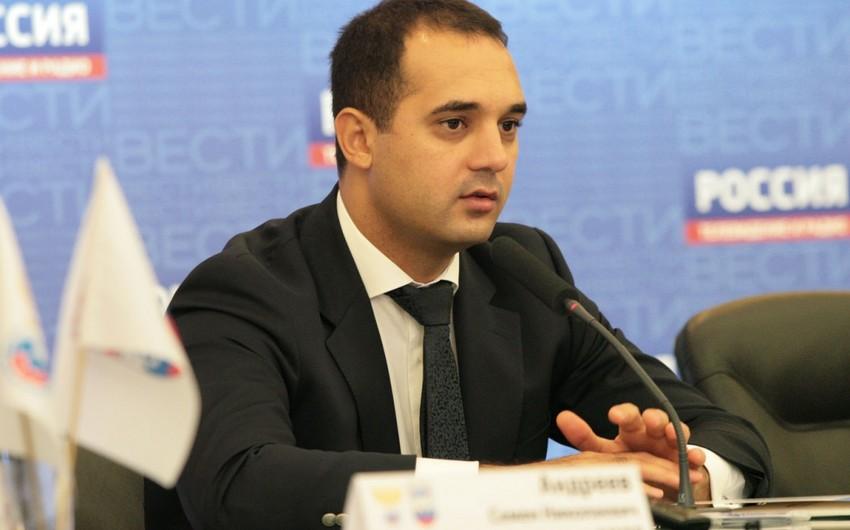 В Исполком Российского футбольного союза выдвинута кандидатура азербайджанца