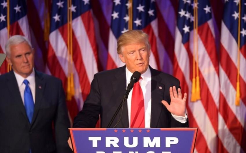 Трамп: США будут стремиться к сотрудничеству с другими государствами