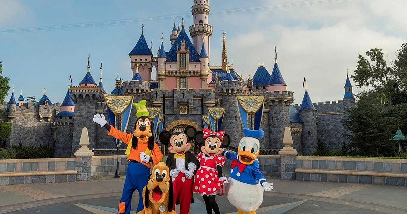 Walt Disney suffers first loss in 40 years