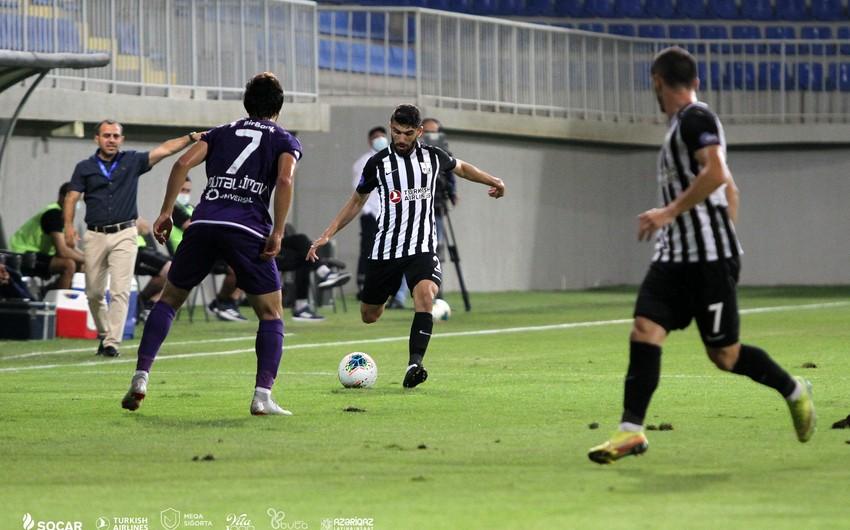 Qarabağ və Neftçinin 800-cü oyunu