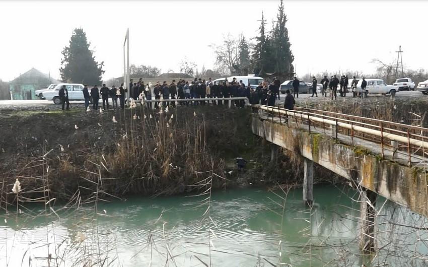 В Гейчае в водоканале обнаружили тело женщины - ВИДЕО - ОБНОВЛЕНО