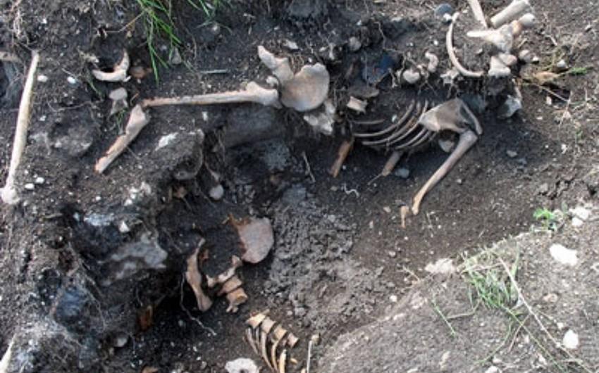 İraqda 500 nəfərin basdırıldığı kütləvi məzarlıq aşkar olunub