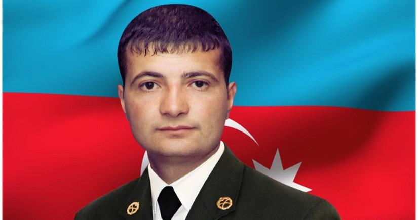 Погибший в боях за Шушу старший солдат Внутренних войск МВД