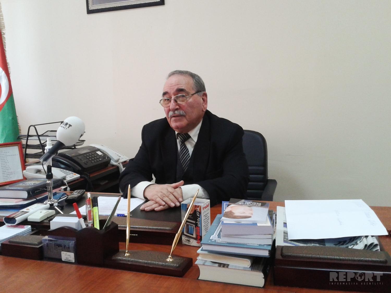 AMEA Dilçilik İnstitutunun direktoru istefa ərizəsini geri götürüb
