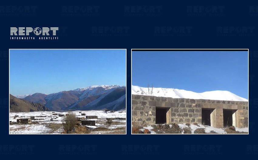 Видеорепортаж из села Зар Кельбаджарского района