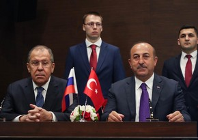 Turkish, Russian FMs moot Nagorno-Karabakh conflict