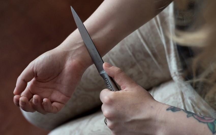 Gəncədə 49 yaşlı kişi intihara cəhd edib