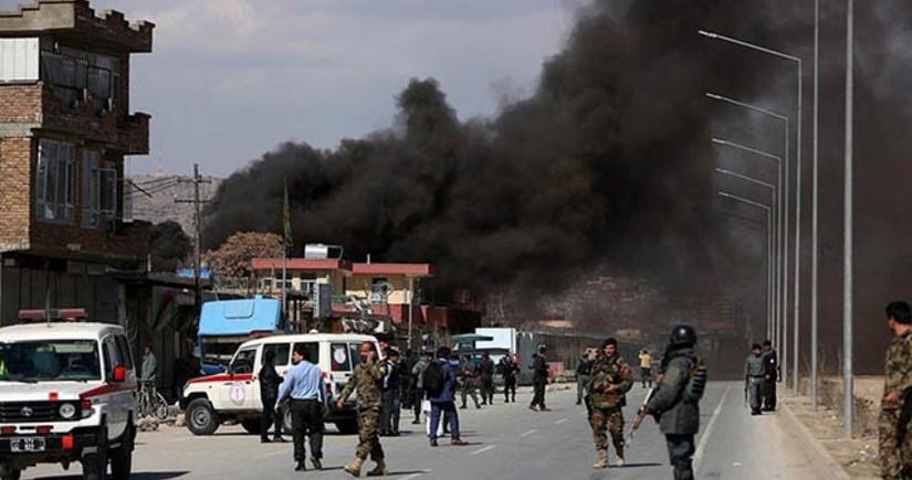 Əfqanıstanda məktəb yaxınlığında partlayış: 15 ölü, 20 yaralı var