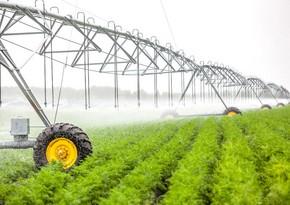 Подача воды на новые орошаемые земли из Араза обойдется в 5 млн манатов