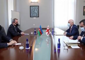Georgia and Azerbaijan to expand humanitarian cooperation