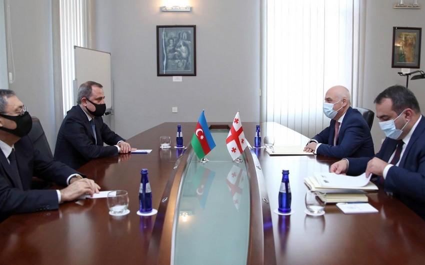 Gürcüstan və Azərbaycan humanitar sahədə əməkdaşlığı genişləndirəcək