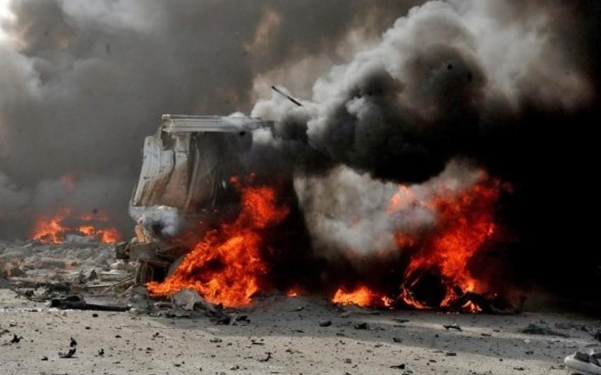 Suriyada terror aktı nəticəsində ölənlərin sayı 148 nəfərə çatıb
