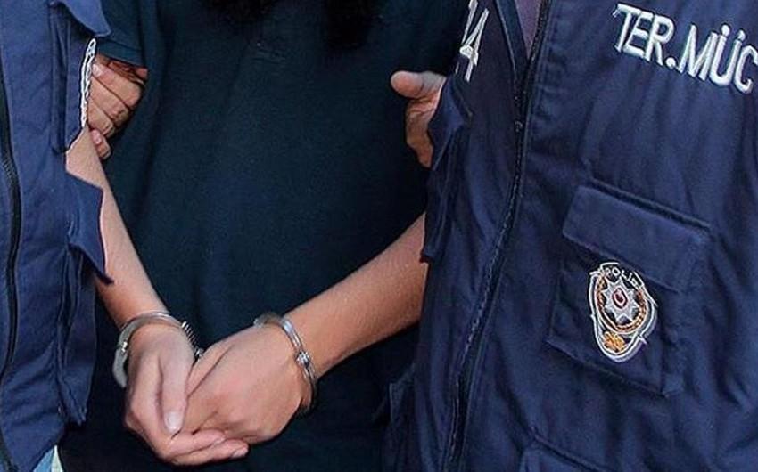 Türkiyədə 278 nəfərin qətlini təşkil edən terrorçu həbs olunub