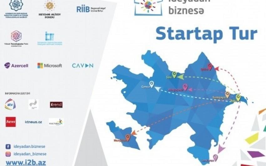В Сумгаите пройдет стартап-тур проекта От идеи к бизнесу при поддержке Azercell