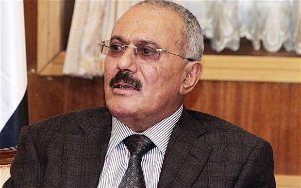 Media: Houthis set conditions for giving body of Yemen's ex-president
